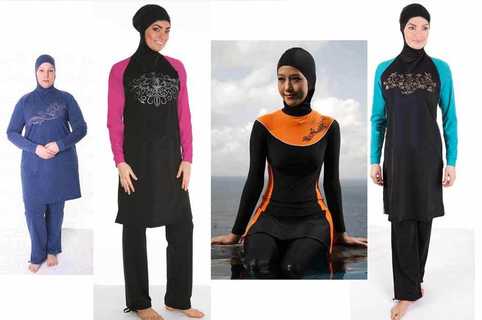 bd743ed06a ᐅ Maillot de bain musulman femme : Comparatif, test, avis ...